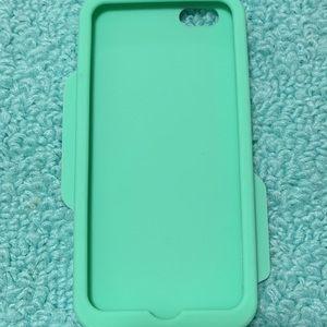 H&M Accessories - New iPhone6 Cactus Mint Soft Case